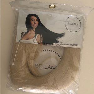 New bellami pony tail